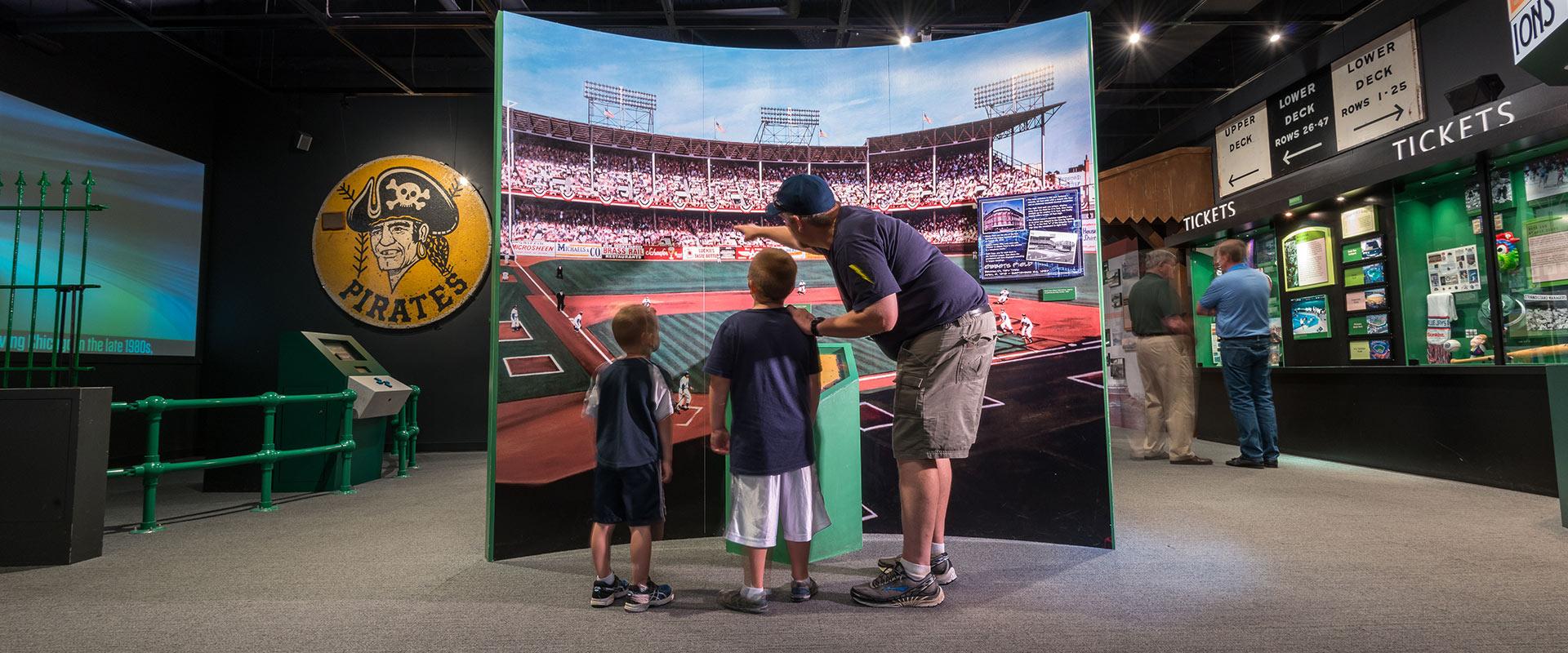 Experience Baseball